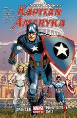 Kapitan Ameryka T.1 Steve Rogers