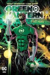 Green Lantern. Galaktyczny Stróż Prawa. Tom 1