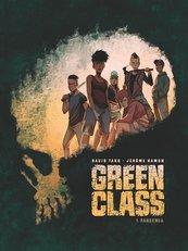 Green Class. Pandemia. Tom 1