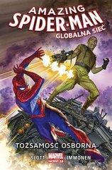 Amazing Spider Man. Globalna sieć: Tożsamość Osborna. Tom 6