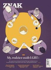 Miesięcznik Znak nr 777: My, rodzice osób LGBT+