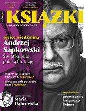 Książki. Magazyn do czytania 1/2020