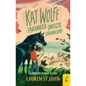 Kat Wolfe i tajemnica smoczej skamieliny Tom 2