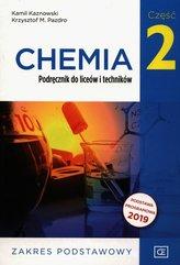 Chemia Podręcznik Część 2 Zakres podstawowy