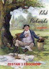 Klub Pickwicka z angielskim. Zestaw 3 ebooków