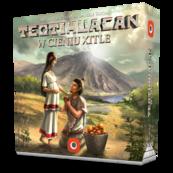 Teotihuacan: W Cieniu Xitle (gra planszowa)