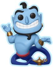 Funko POP Disney: Aladdin - Genie with Lamp