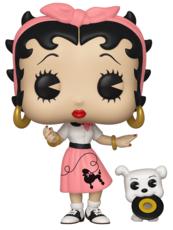 Funko POP Animation: Betty Boop- Sock Hop