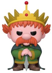 Funko POP Animation: Disenchantment- King Zog