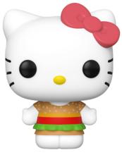Funko Pop: Hello Kitty S2 - Hello Kitty (Kawaii Burger Shop)
