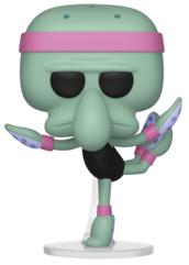 Funko POP Animation: SB S3 - Squidward Ballerina