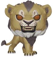 Funko POP Disney: The Lion King (Live) - Scar