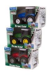 Traktor midi 1:43 niebieski