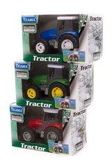 Traktor midi 1:43 zielony