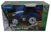 Teama traktor niebieski 1:32