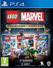 Lego Marvel Collection (PS4) + Bonus