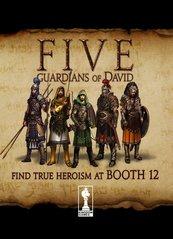 FIVE: Guardians of David (PC) klucz Steam