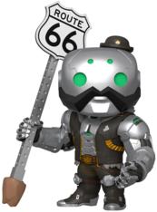 "Funko POP Games: Overwatch S6 - 6"" B.O.B."