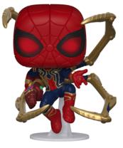 Funko POP Marvel: Endgame- Iron Spider with Nano Gauntlet