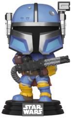 Funko POP TV: Star Wars The Mandalorian - Heavy Infantry Mandalorian