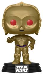 Funko POP! Star Wars: Rise of the Skywalker - C-3PO (Red Eyes)