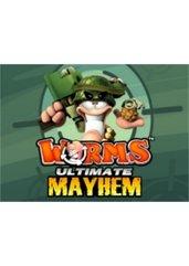 Worms Ultimate Mayhem (PC) DIGITÁLIS
