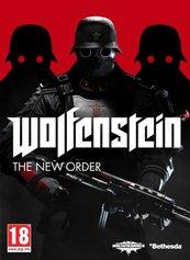 Wolfenstein: The New Order (PC) PL klucz Steam