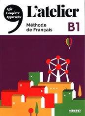 L'atelier B1 Livre + DVD