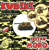 Kubiki Zestaw Moro