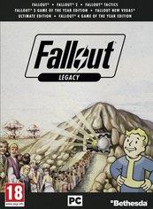 Fallout Legacy (PC) + Fallout 4 pins
