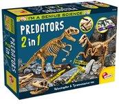 I'm A Genius Predators 2 w 1