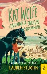 Kat Wolfe i tajemnica smoczej skamieliny. Tom 2