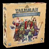 Talisman: Legendarne opowieści + Druid + Karty Promocyjne (gra planszowa)