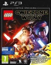 LEGO Gwiezdne wojny: Przebudzenie Mocy + Minifigurka (PS3) PL