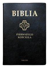 Biblia Pierwszego Kościoła czarna