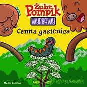 Żubr Pompik Wyprawy Tom 17 Cenna gąsienica