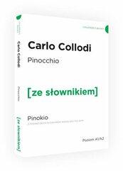 Pinokio wersja angielska z podręcznym słownikiem