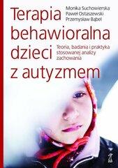 Terapia behawioralna dzieci z autyzmem