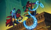 Mata KeyForge: Chain Gang