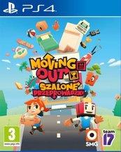 Moving Out - Szalone przeprowadzki (PS4) PL
