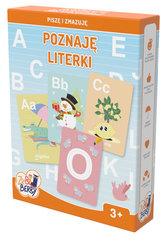 Poznaję literki (karty dla dzieci)