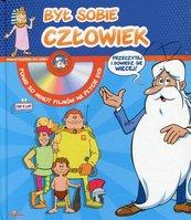 Był sobie człowiek - Mini encyklopedia + płyta DVD