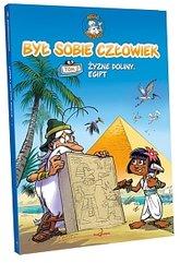 Był sobie człowiek - Komiks Tom 2 Żyzne doliny i Egipt _ płyta DVD