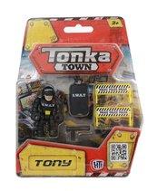 Tonka Town Tony policjant S.W.A.T Figurka z akcesoriami