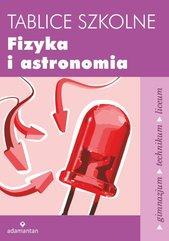 Tablice szkolne Fizyka i astronomia