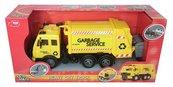 Auto śmieciarka Garbage service