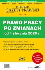 Prawo pracy po zmianach od 1 stycznia 2020 r.