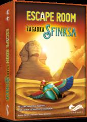 Escape Room: Zagadka Sfinksa (gra planszowa)