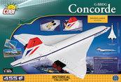 Klocki Cobi Concorde Cobi 1917