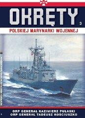 Okręty Polskiej Marynarki Wojennej t.3